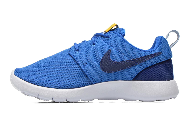Baskets Nike Roshe One (Ps) Bleu vue face