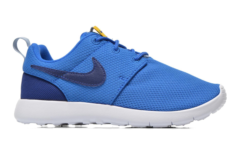 Baskets Nike Roshe One (Ps) Bleu vue derrière
