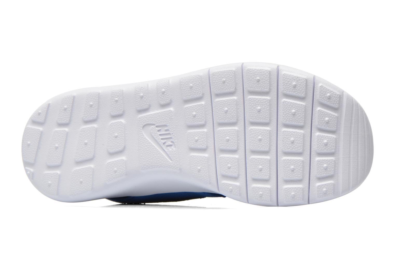 Baskets Nike Roshe One (Ps) Bleu vue haut