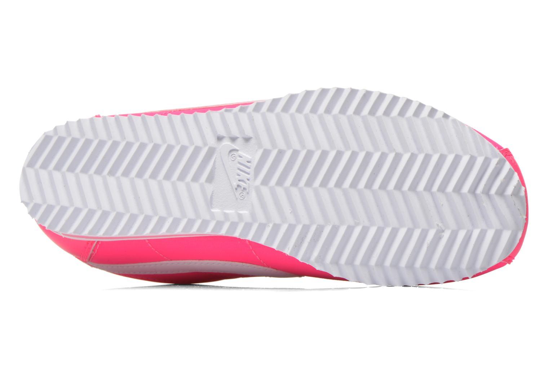 Deportivas Nike Cortez Nylon (Psv) Rosa vista de arriba