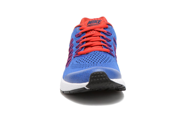 Sneaker Nike Zoom Pegasus 32 (Gs) blau schuhe getragen