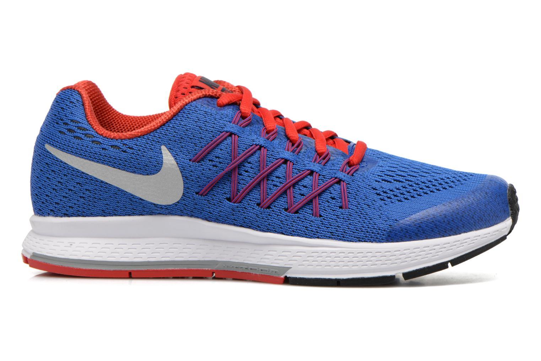 Sneaker Nike Zoom Pegasus 32 (Gs) blau ansicht von hinten
