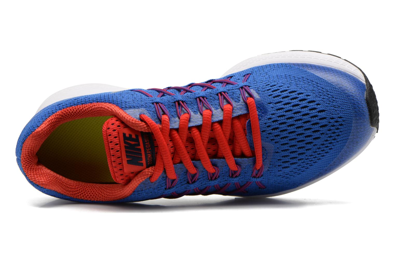 Sneaker Nike Zoom Pegasus 32 (Gs) blau ansicht von links
