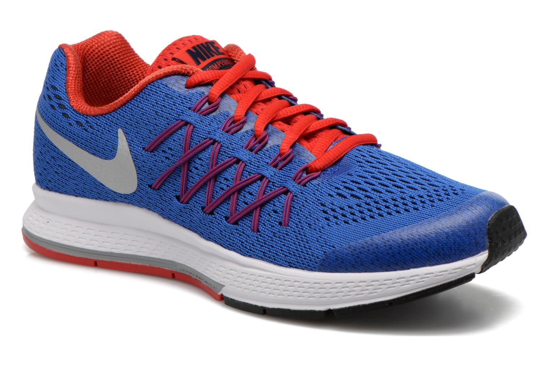 Sneaker Nike Zoom Pegasus 32 (Gs) blau detaillierte ansicht/modell