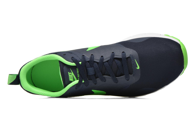 Baskets Nike Air Max Tavas (Gs) Bleu vue gauche