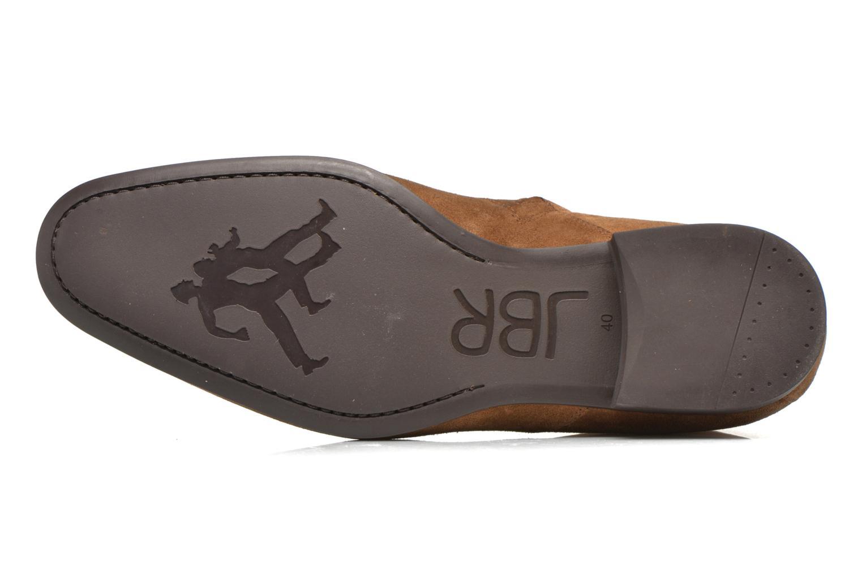 Boots en enkellaarsjes Jean-Baptiste Rautureau Rija Boots perfo Bruin boven