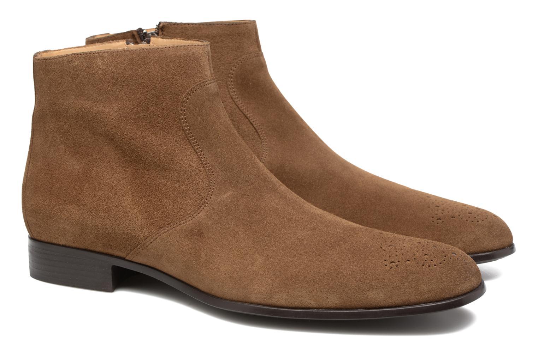 Stiefeletten & Boots Jean-Baptiste Rautureau Rija Boots perfo braun 3 von 4 ansichten