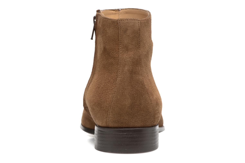 Stiefeletten & Boots Jean-Baptiste Rautureau Rija Boots perfo braun ansicht von rechts