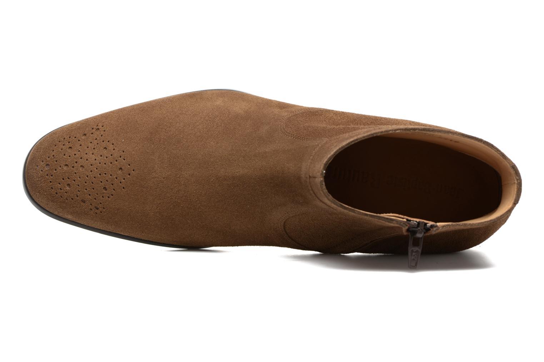 Stiefeletten & Boots Jean-Baptiste Rautureau Rija Boots perfo braun ansicht von links