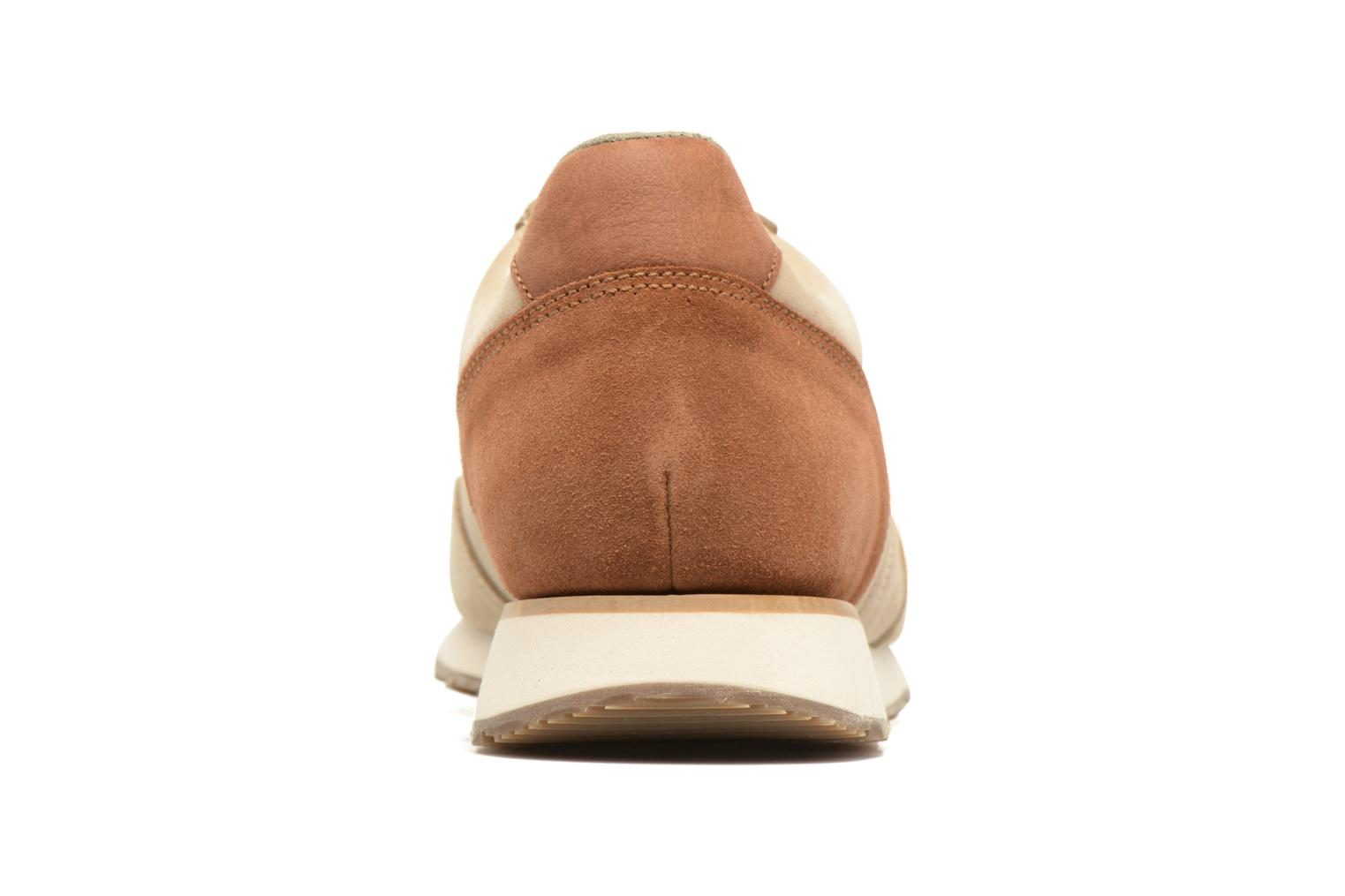Trainers El Naturalista Walky ND90 Beige view from the right