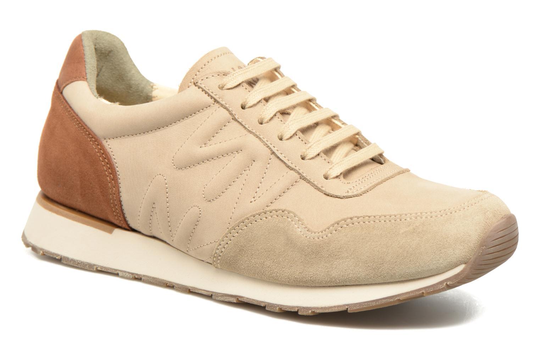 Sneaker El Naturalista Walky ND90 beige detaillierte ansicht/modell