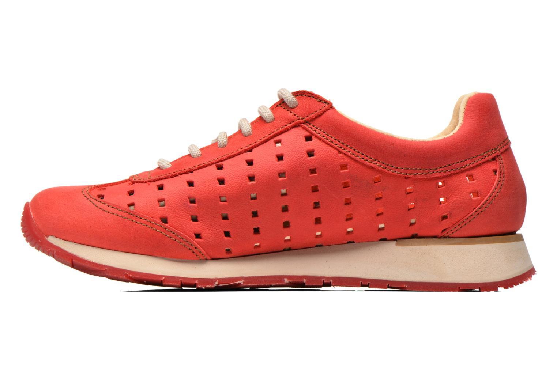Sneaker El Naturalista Walky ND98 rot ansicht von vorne