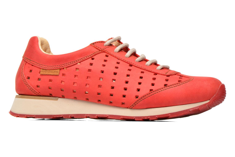 Sneaker El Naturalista Walky ND98 rot ansicht von hinten
