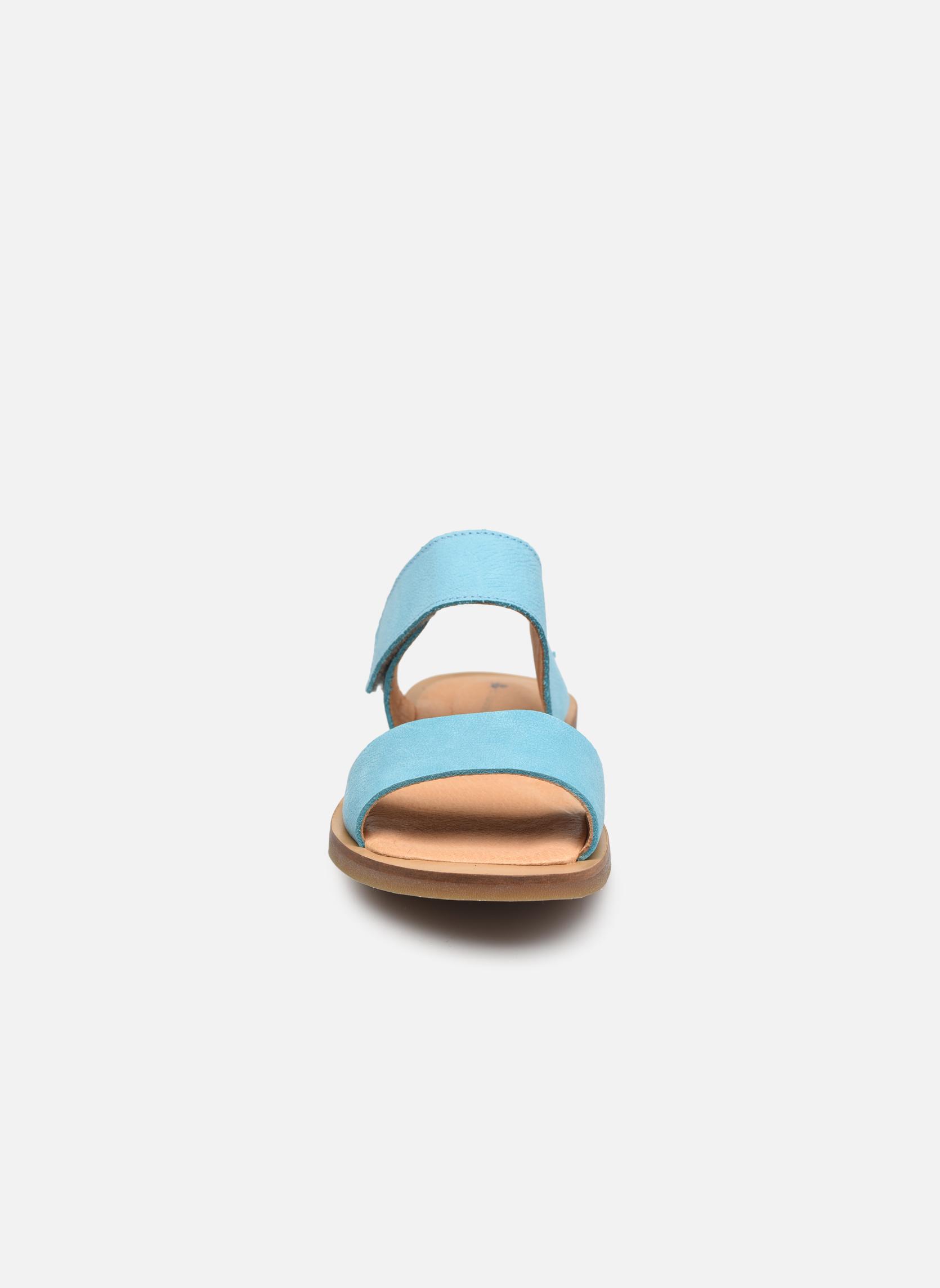 Sandals El Naturalista Tulip NF30 Blue model view