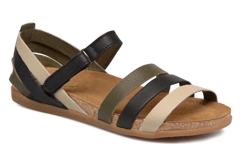 Descuento por tiempo limitado El Naturalista Zumaia NF42 (Verde) - Sandalias en Más cómodo