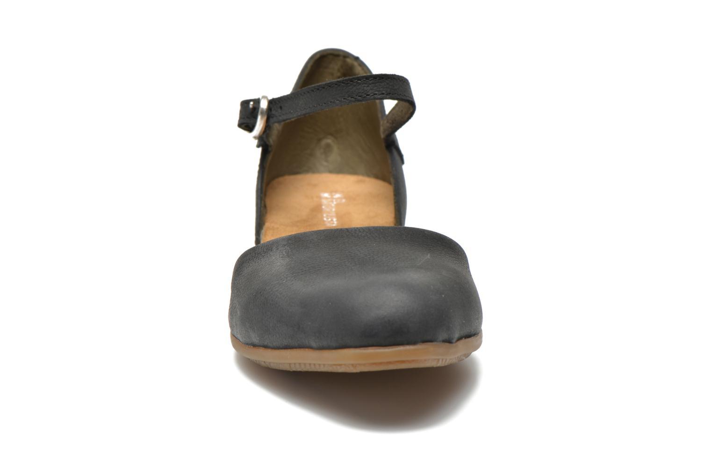 Ballet pumps El Naturalista Stella ND54 Black model view