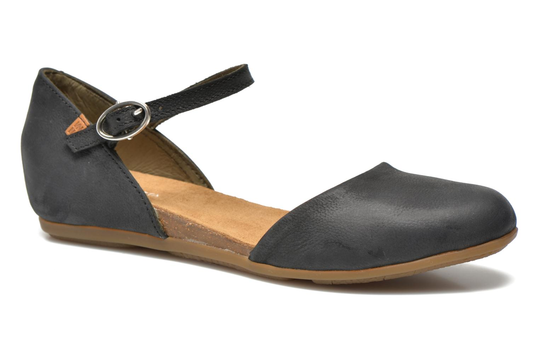 El Naturalista ND54 marron - Chaussures Ballerines Femme