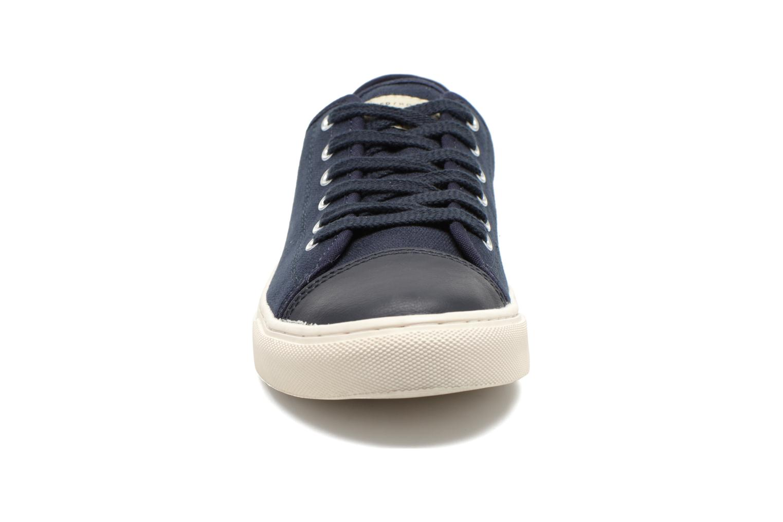 Baskets Selected Homme Sh Jean Bleu vue portées chaussures