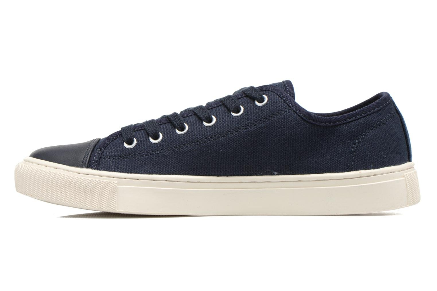 Trainers Selected Homme Sh Jean Blue front view