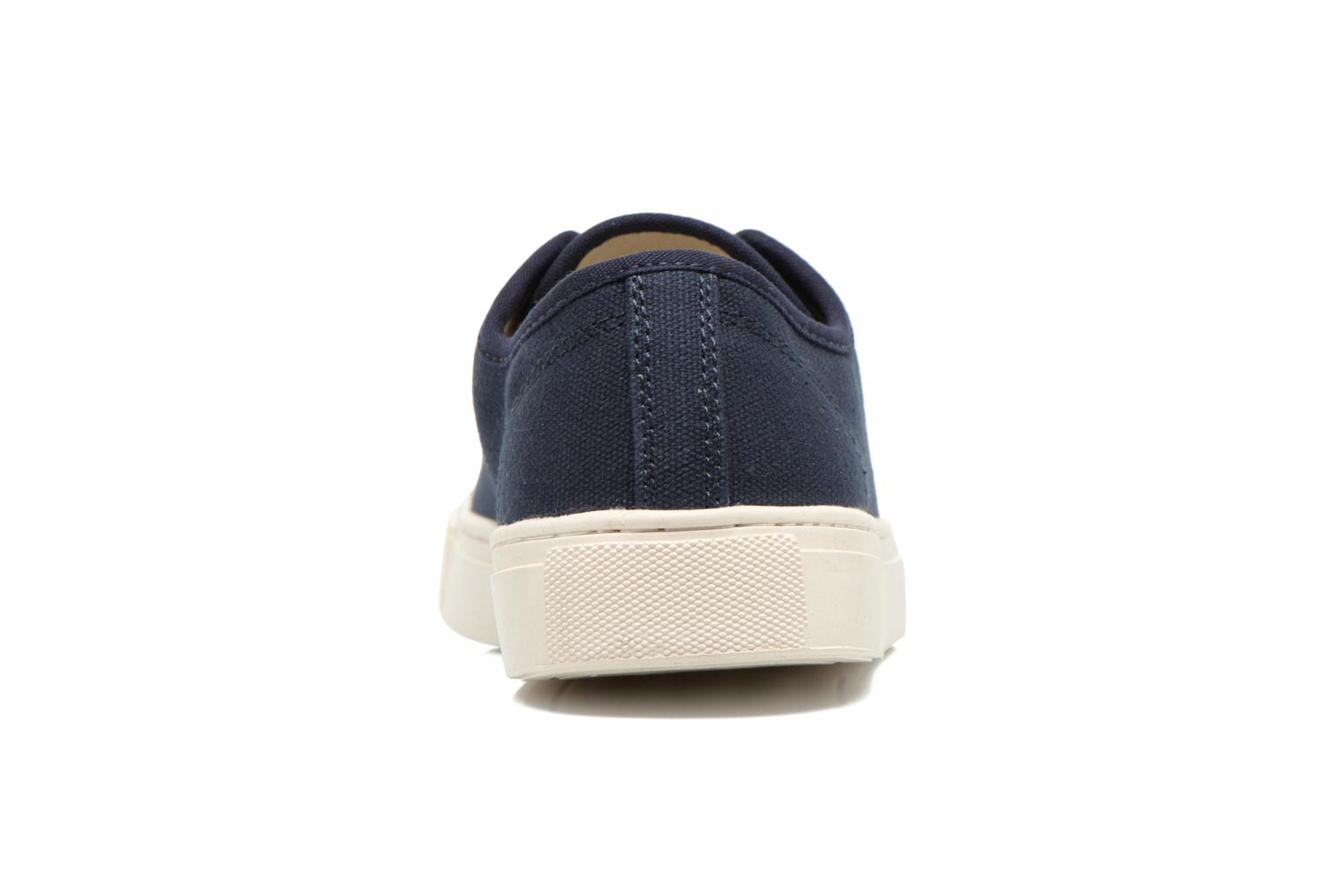 Trainers Selected Homme Sh Jean Blue view from the right