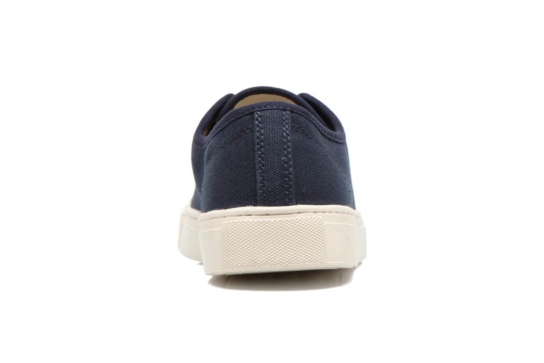 Sneakers Selected Homme Sh Jean Blå Bild från höger sidan