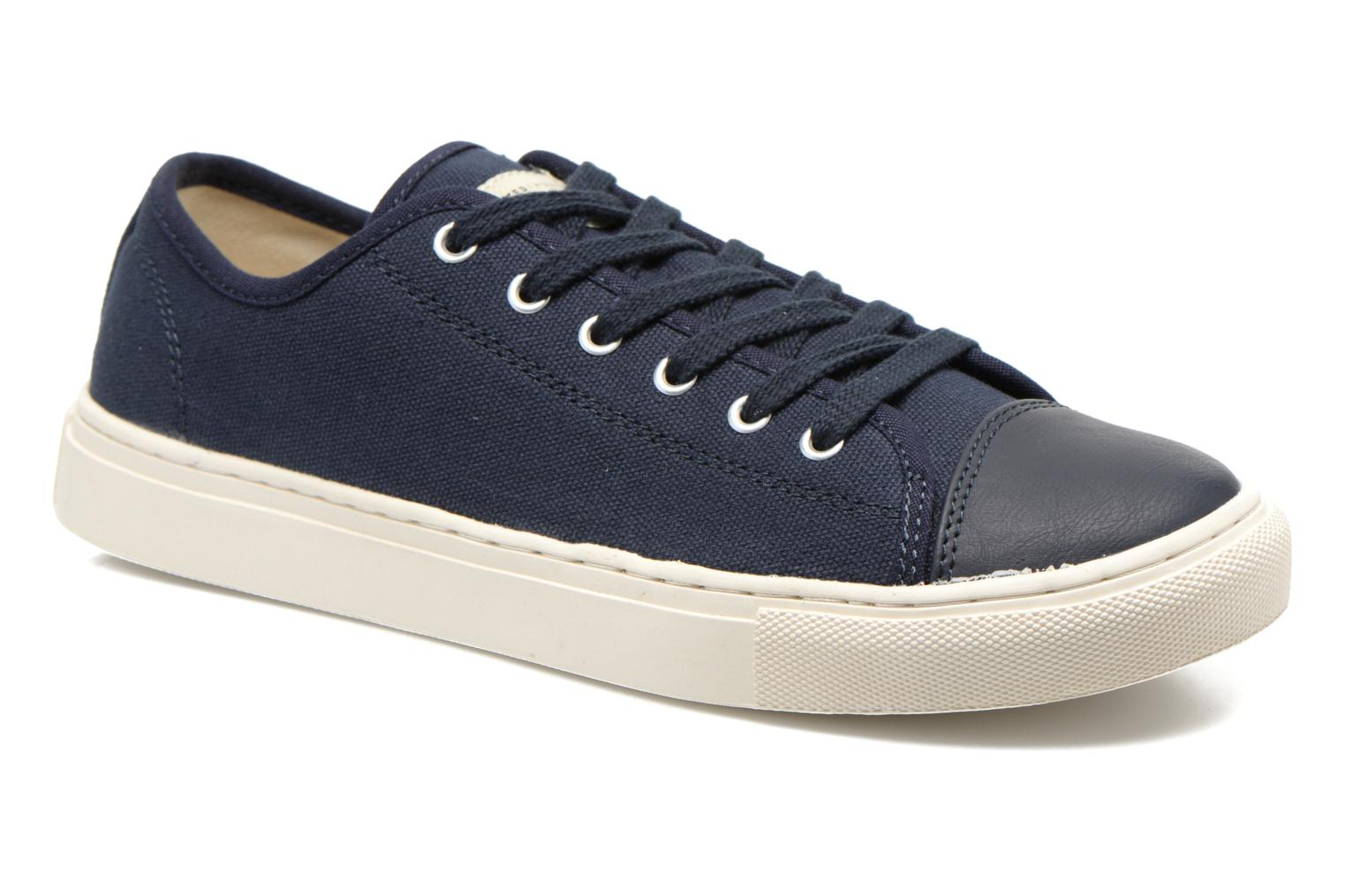 Sneakers Selected Homme Sh Jean Blauw detail