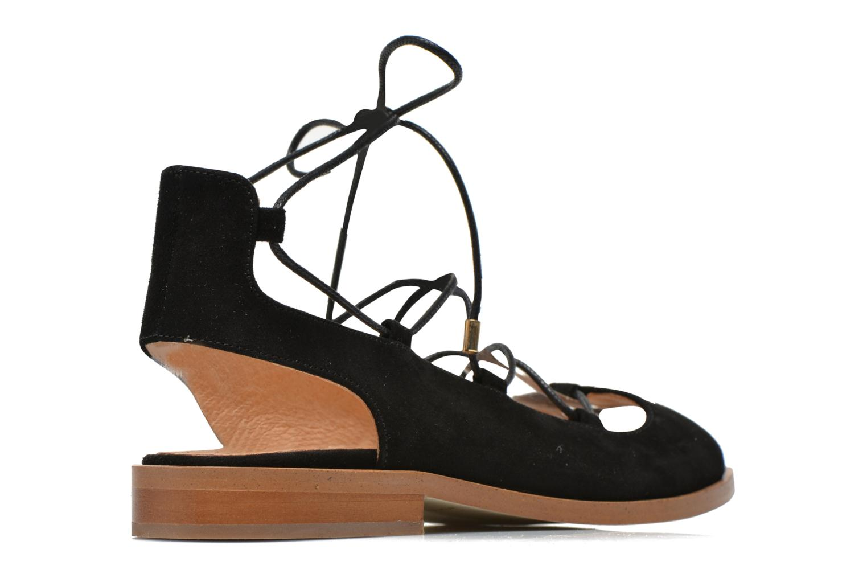 Sandales et nu-pieds Made by SARENZA Discow Girl #4 Noir vue portées chaussures