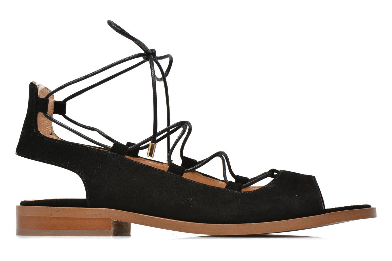 Sandales et nu-pieds Made by SARENZA Discow Girl #4 Noir vue détail/paire