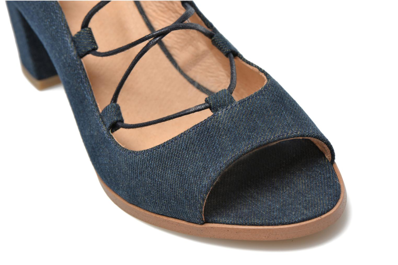 Sandalias Made by SARENZA Discow Girl #5 Azul vistra trasera