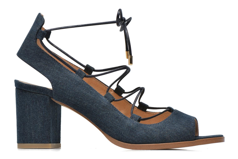 Sandales et nu-pieds Made by SARENZA Discow Girl #5 Bleu vue détail/paire