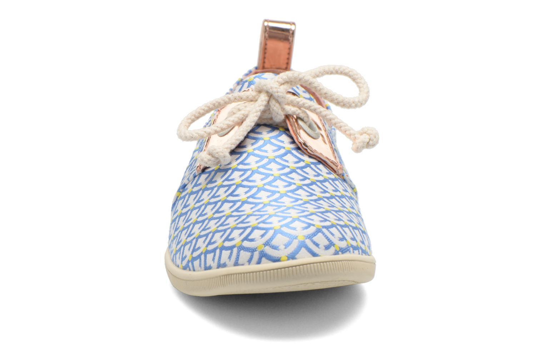 Baskets Armistice Stone One Cell W Bleu vue portées chaussures
