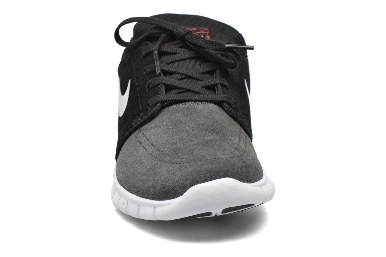 Sport shoes Nike SB Stefan Janoski Max L Grey model view