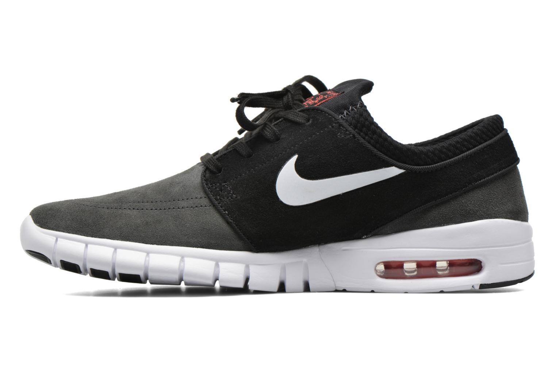 Sport shoes Nike SB Stefan Janoski Max L Grey front view