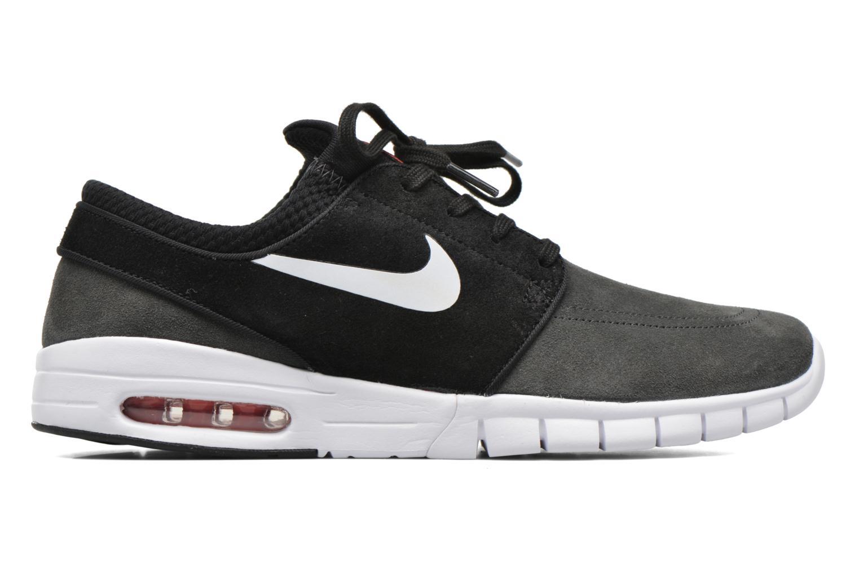 Sport shoes Nike SB Stefan Janoski Max L Grey back view