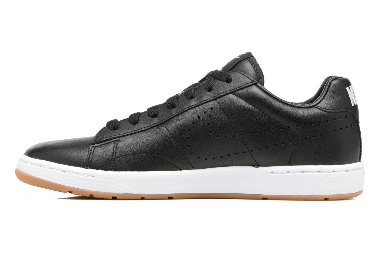 Sneaker Nike W Tennis Classic Ultra Lthr schwarz ansicht von vorne