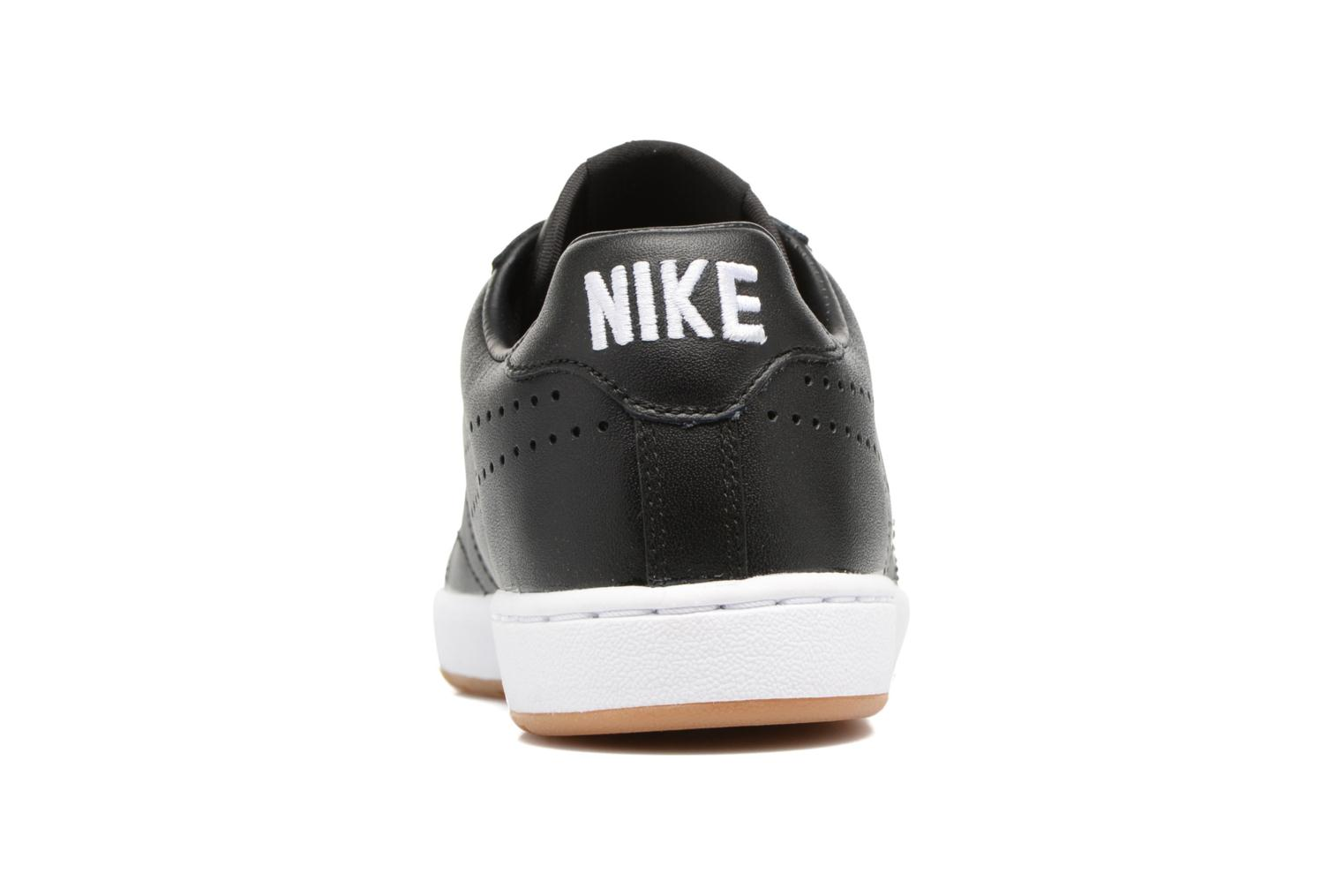 Trainers Nike W Tennis Classic Ultra Lthr Black view from the right
