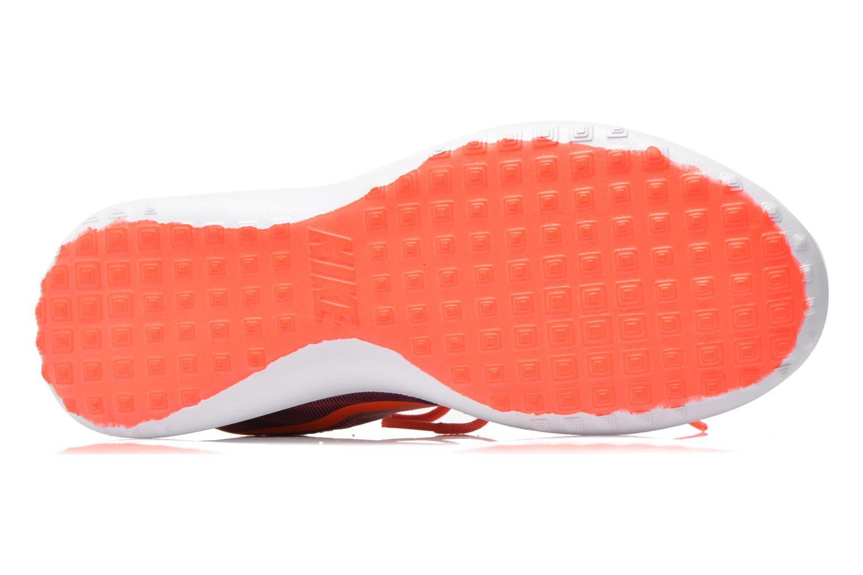 Baskets Nike Wmns Nike Juvenate Print Violet vue haut