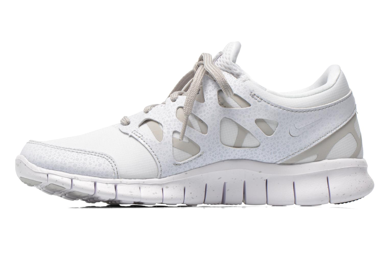 Sneakers Nike Nike Free Run 2 Prm Wit voorkant