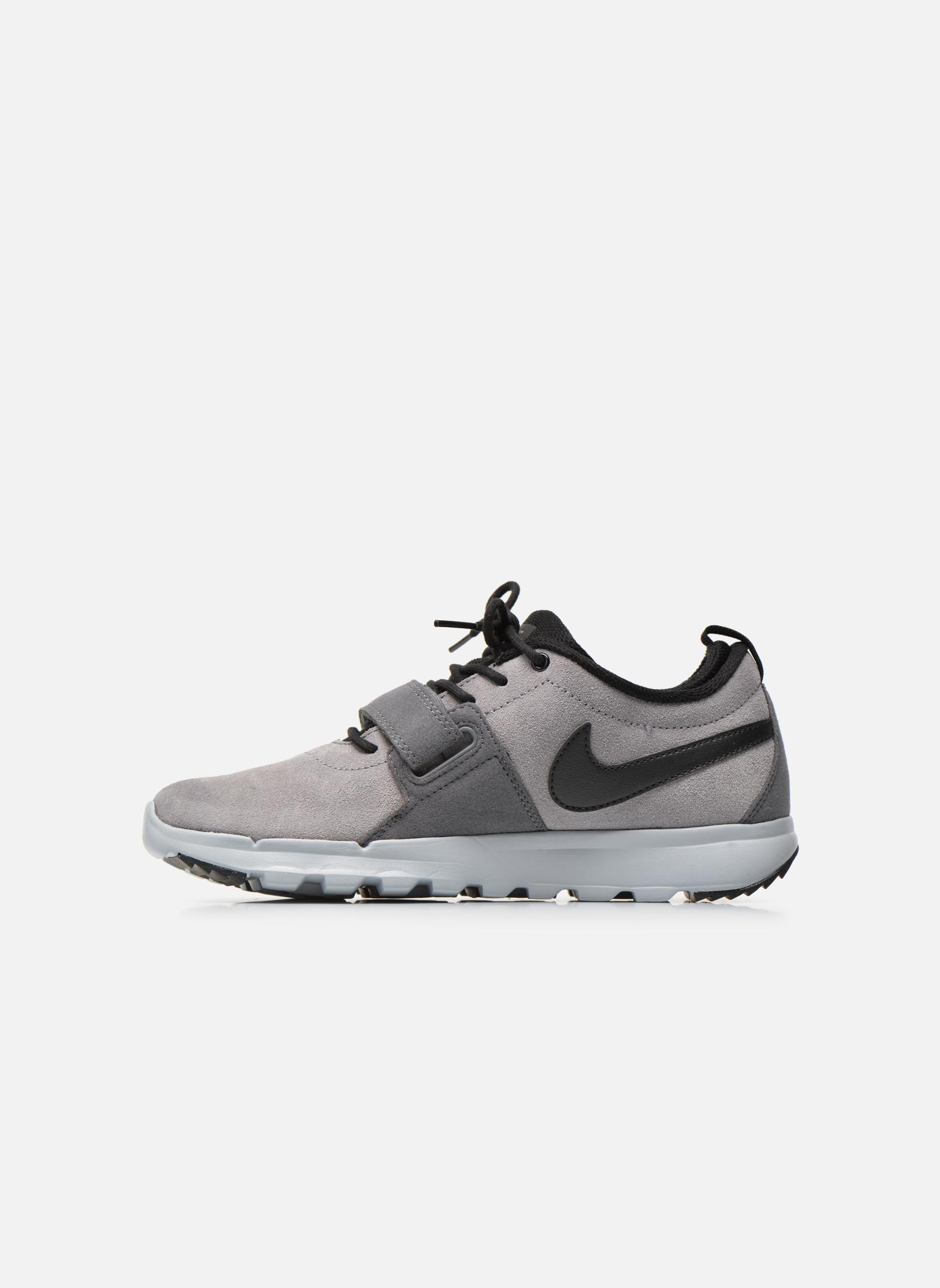 Chaussures de sport Nike Trainerendor L Gris vue face