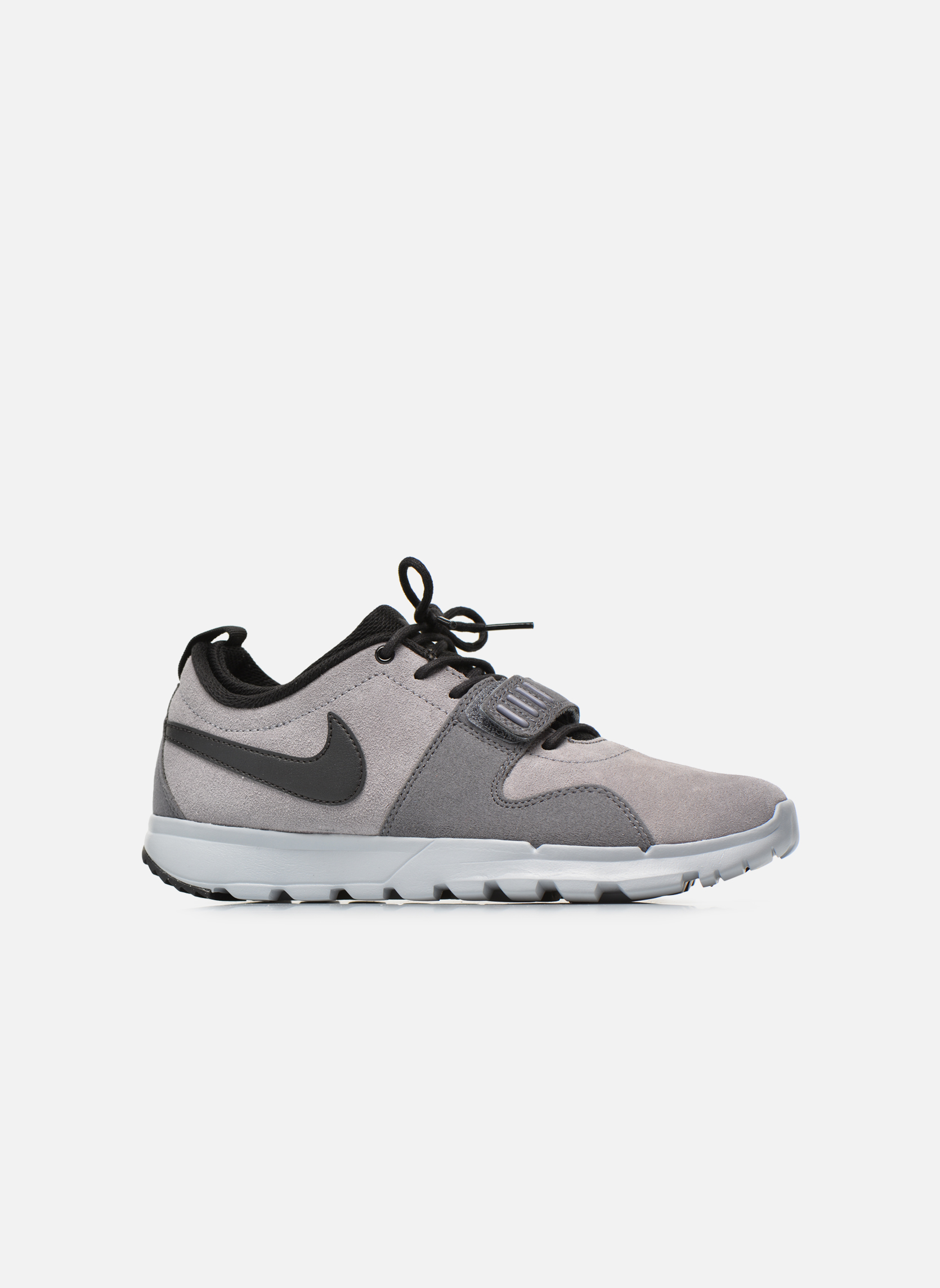 Sportschuhe Nike Trainerendor L grau ansicht von hinten