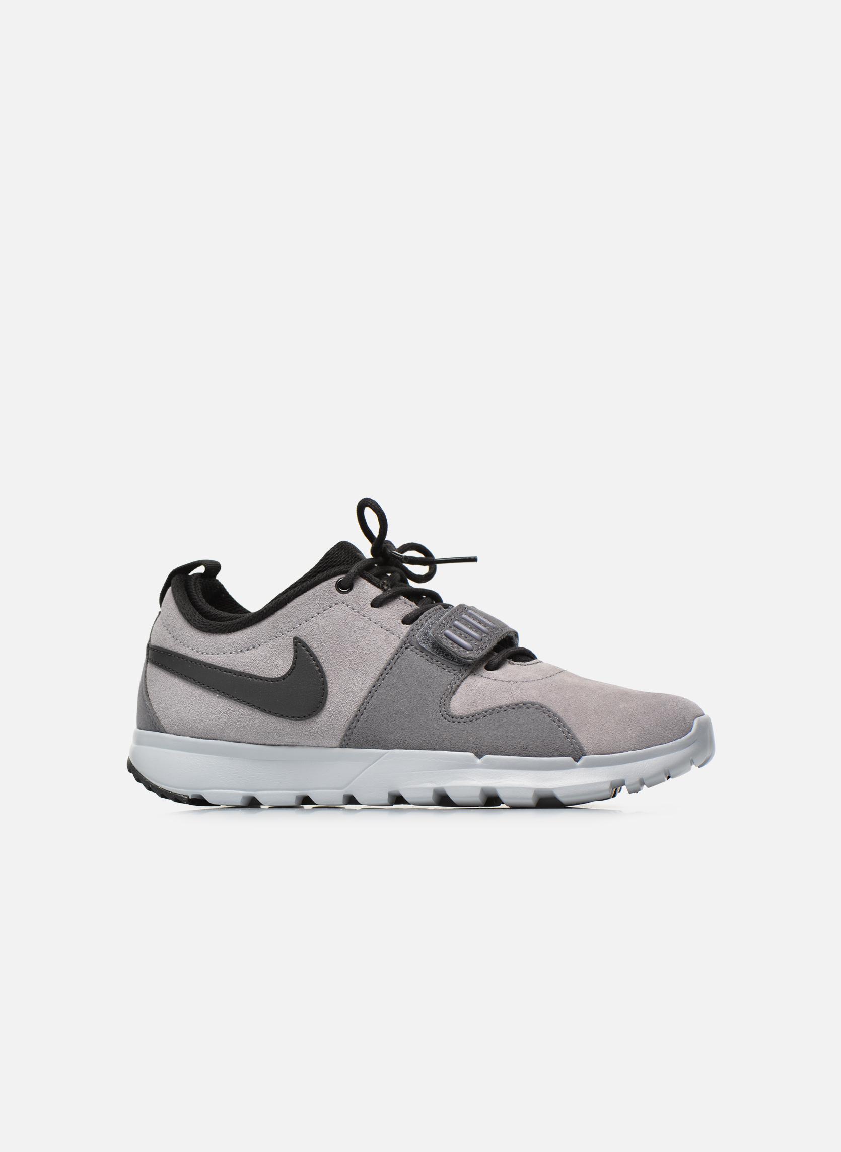 Chaussures de sport Nike Trainerendor L Gris vue derrière
