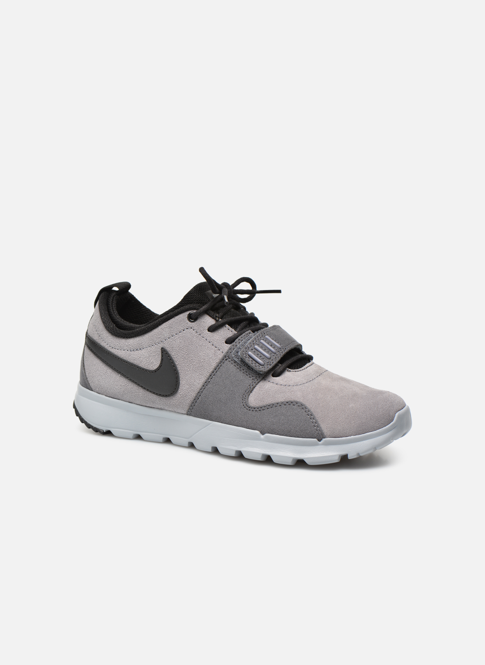 Trainerendor L Cool Grey/Blk-Drk Gry-Wlf Gry