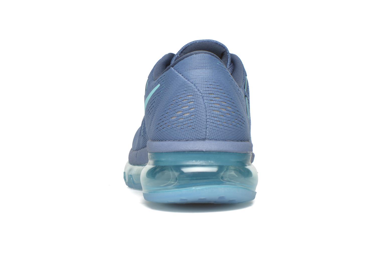 Chaussures de sport Nike Wmns Nike Air Max 2016 Bleu vue droite