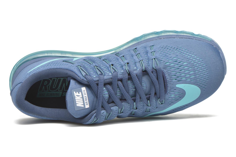Chaussures de sport Nike Wmns Nike Air Max 2016 Bleu vue gauche