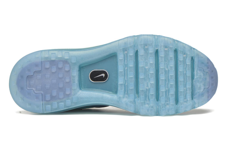 Chaussures de sport Nike Wmns Nike Air Max 2016 Bleu vue haut
