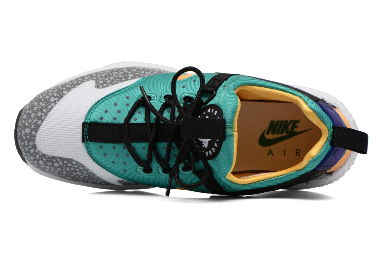 Nike Air Huarache Utility Prm White/Black-Emerald Green-Rsn