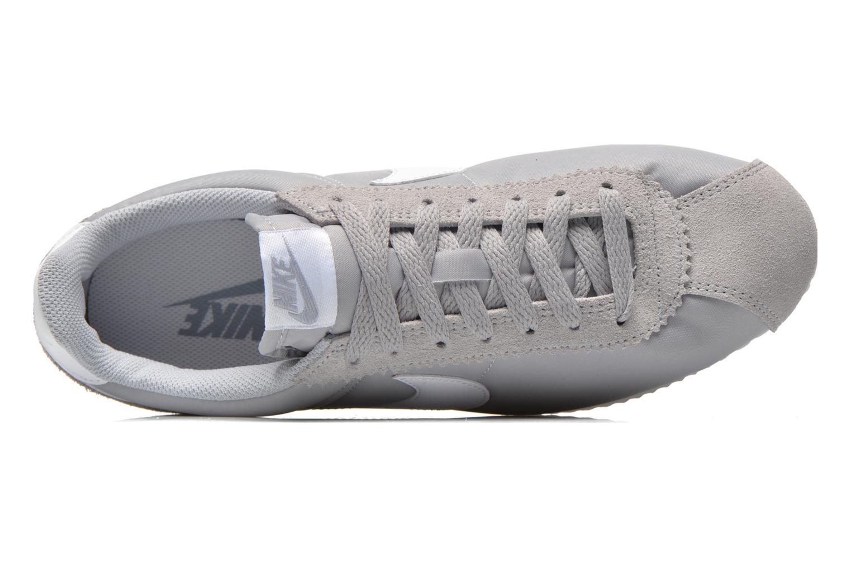 Sneakers Nike Classic Cortez Nylon Grijs links