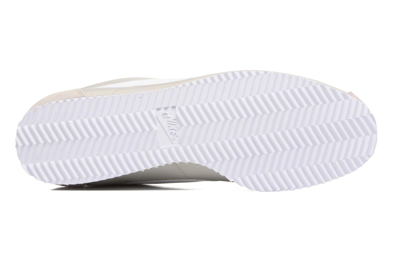 PALE GREY/WHITE-BLACK Nike Classic Cortez Nylon (Beige)