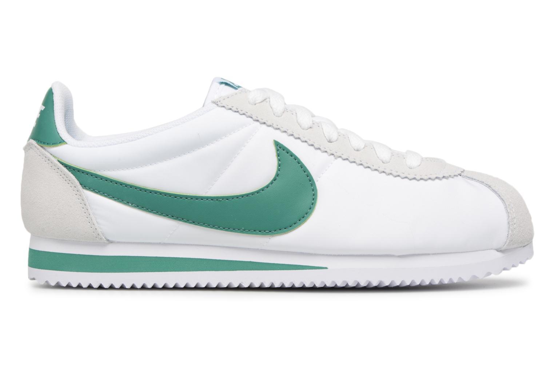 Deportivas Nike Classic Cortez Nylon Blanco vistra trasera