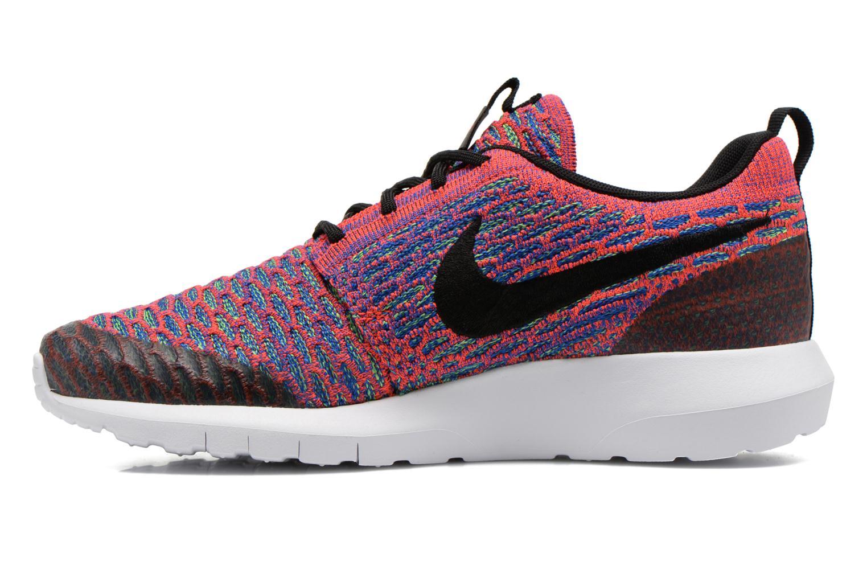 Sneaker Nike Nike Roshe Nm Flyknit Se mehrfarbig ansicht von vorne